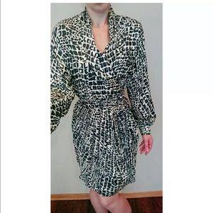 Rachel Zoe silk dress 2
